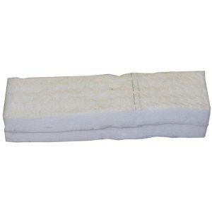 Caminetto da parete a bioetanolo XXL – Modello Plus, bianco + gratis 24 pietre decorative