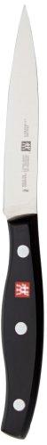 PADERNO 18126-07 Coltello Spelucchino Cuoco, Lama Forgiata, 7 cm