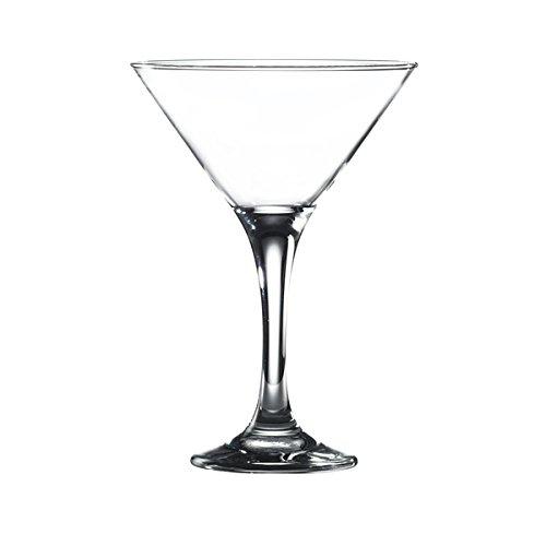 Olympia gf731Martini Bar in vetro, Collezione, 275ml (Confezione da 6) 2