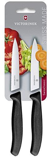 Fditt Utensili da Taglio per coltelli tascabili Pieghevoli in Ceramica vegetale in 4 Colori