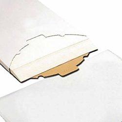 Carta Forno Naturale in Fogli rettangolari – Non sbiancata ed ecosostenibile – 50 Fogli – 30 x 40 cm