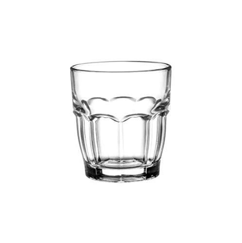 bar@drinkstuff Set da 6 ,City bicchieri da Martini e Cocktail in confezione regalo, con forma a V per servire bicchieri da Martini Cocktail