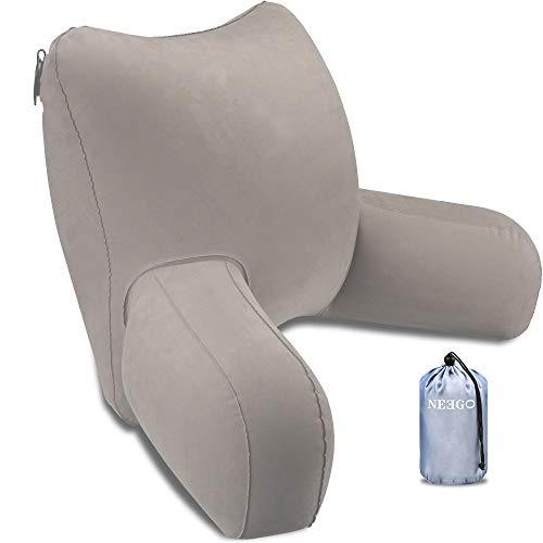 Uus Cuscino/Cuscino per Testata Letto/Cuscino per Schienale Letto Imbottito per Letto Grande Proteggi Il Cuscino di Lettura per Collo e Schiena Pillow