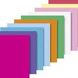 Gamenote Carta Origami, 118pcs Origami per Bambini Doppia Faccia Fogli Colorati di 54 Bellissimi Modelli Diversi con Manuale di Insegnamento Colorato – Set di Cartoncini Colorati