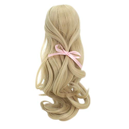 efco Doll's capelli, 15 g, colore: marrone
