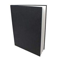 Frisk – Blocco di Carta Nera, Formato A4, da 135 g, 50 Fogli