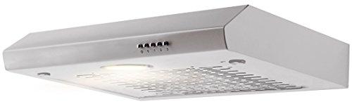PKM UBH5000H 2 – Cappa aspirante piatta per sottopensile, larghezza 60 cm 2