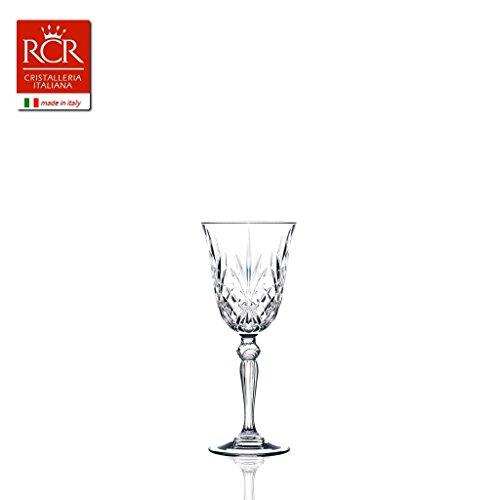 Rocco Bormioli Bicchieri Divino FLUT Cl 24 – confezione da 6 pz …