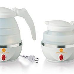Aigostar King 30CEA – Bollitore elettrico in acciaio inossidabile con illuminazione a LED, 2200 Watt con capacità da 1.7 litri, Protezione a bocca secca, BPA Free. Design esclusivo.