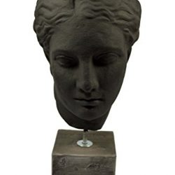 SAN MARINO Busto Benito Mussolini Resina Nera CM.11