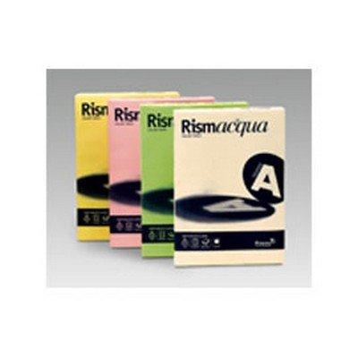 Fabriano F60521297 carta, formato A4, 80 g, confezione da 500 fogli, colore: rosso