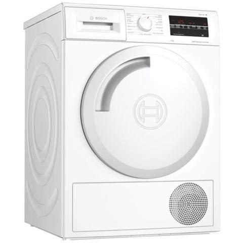 Beko DRX732W – Asciugatrice a Condensazione con Pompa di Calore  (7 Kg, Classe A+++), Bianco