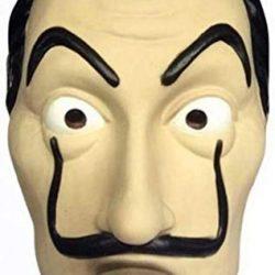 Maschera mascherata di maschere di carnevale veneziano di Mezza faccia vintage Design Maschera