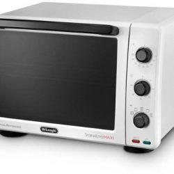 Ariete 984 Bon Cuisine 250 – Forno elettrico ventilato, 25 Litri, 1500W, 6 posizioni cottura, Timer 60′