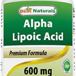 vitabay Acido Alfa-Lipoico (Acido Tiottico) 300 mg, 120 Capsule