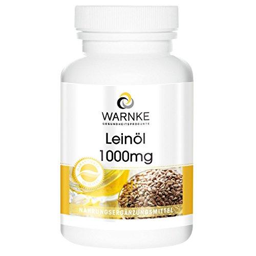 OMEGA 3 6 9 – Olio di Semi di Lino in Capsule – Formula Extra Forte 1000mg- Alta Concentrazione di EPA & DHA – Acidi Grassi per Colesterolo, Cuore, Capelli, Cervello – 90 Capsule WeightWorld