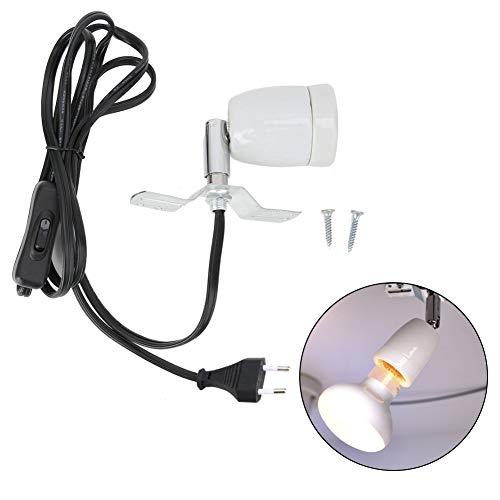 (6-pack) MR16portalampada, connettore adattatore nuovo MR16GU5.3Base Ceramica LED/CFL Lampada alogena femmina Socket