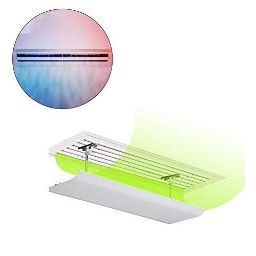 MAyouth Climatizzatore Deflettore Anti Diretto Blowing Retrattile Climatizzatore Shield Fredda del Condizionatore d'Aria del Vento Deflettore Deflettore