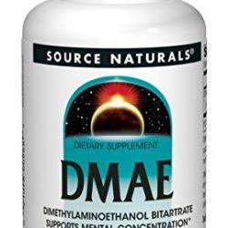 NOW DMAE, 250 mg 100 capsules