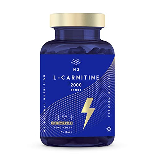 Prolabs Acetil L-Carnitina 1000Mg – Barattolo da 60 cps