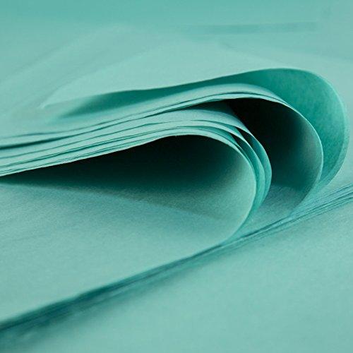 100 Fogli di Carta Velina Bianca 100 x 140 cm