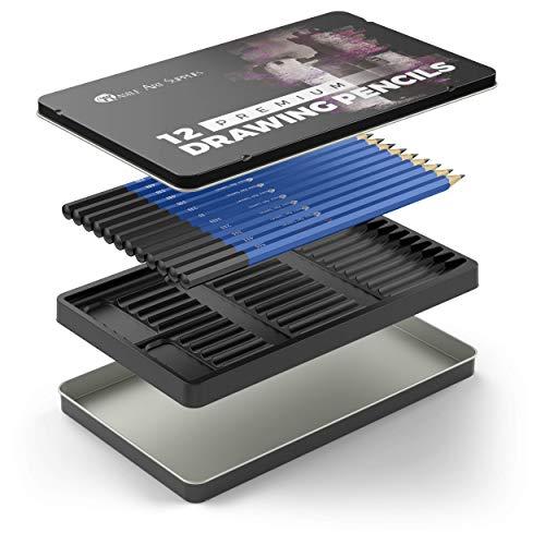 Coates – Carboncini di salice – Prodotti nel Regno Unito – Diametro 10-12mm Lunghezza 13cm – 20 pezzi