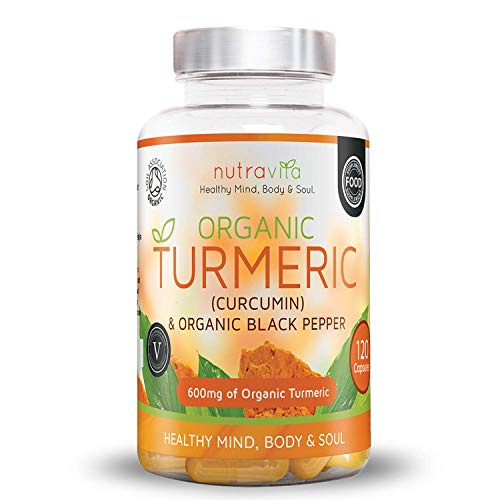Curcumina con Vitamina D -Formula Forte – Curcuma Micellare 185x Biodisponibile – Novasol Curcumin Alto Dosaggio – Antinfiammatorio e Antiossidante Naturale – Articolazioni e Cartilagine – 60 Capsule