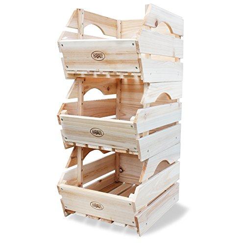 La Jolíe Muse Scatole di Immagazzinaggio di Carta di Eco, Cestino di Immagazzinaggio Impilabile Fatto a Mano Asciugamano Libri di Trucco Armadio Bedroom Decor