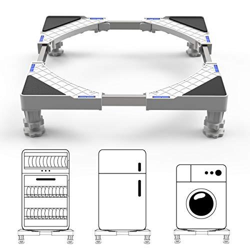 Wpro – Kit Accatastamento universale per lavatrice e asciugatrice. Struttura di fissaggio per sovrapposizione
