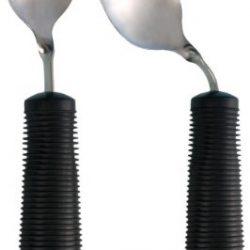 DUEBEL Set di 6 Cucchiai per Caviale MOP in Madreperla Bianca per Caviale, Uova, Gelato, Caffè (Bianca, 7×2.1cm)