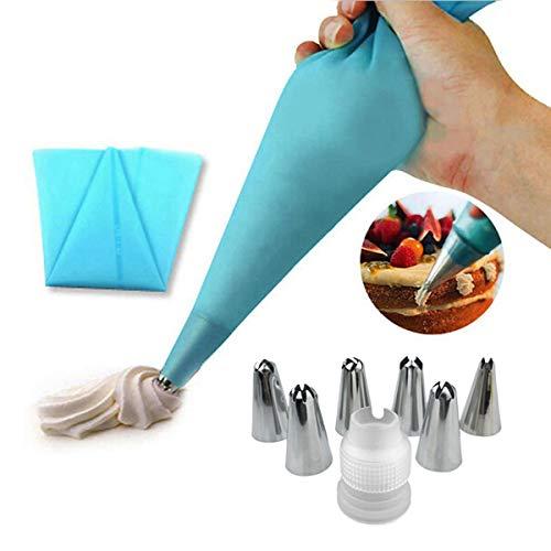 Bobina di Acetato Transparente Rotolo Decorazione Per Alimenti, Torte, Pasticceria 8/10 cm*10cm (8cm*10m)