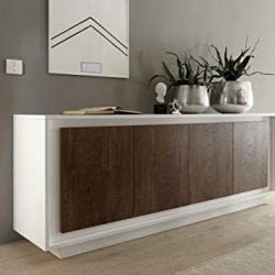 homcom Divano a 2 Posti da Salotto e Soggiorno Moderno Tessuto 117 × 56.5 × 77cm