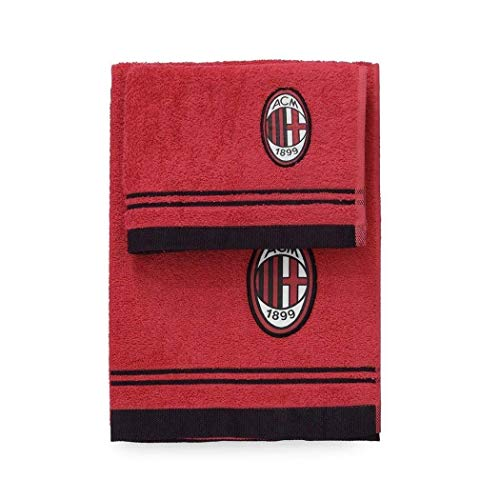 Set di Asciugamani per Gli Ospiti con Contenitore
