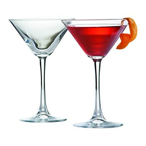 Artland Set da 2 Peacock Bicchieri Martini