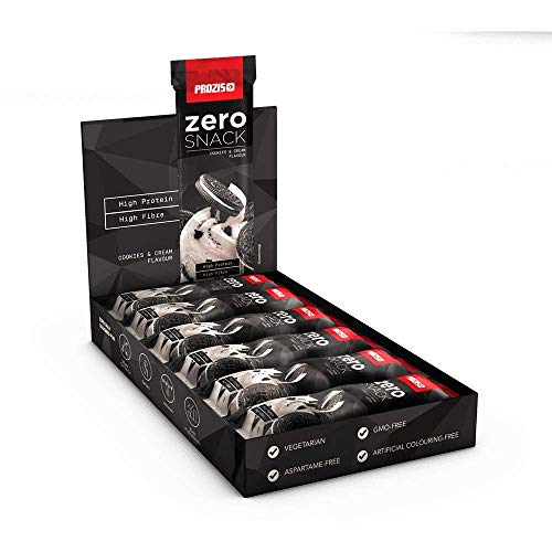 Volchem, 24 Barrette, Promeal Zone 40-30-30, Barretta Proteica, Barretta Dieta a Zona, Proteine, 50 Gr, Gusto Cocco