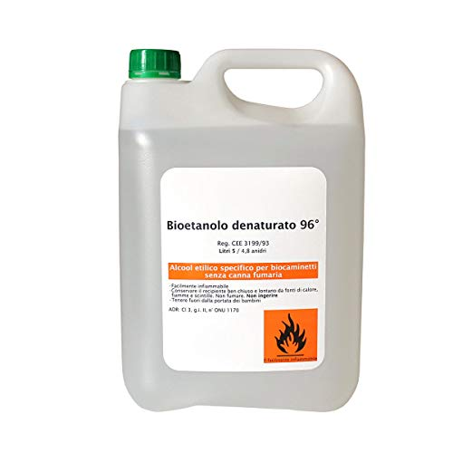 2 spugne in ceramica per camera di combustione all'etanolo, 30 x 10 x 1,3 cm