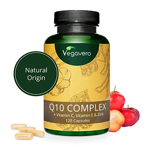 VESIsorb Ubiquinol-QH Coenzima Q10 100mg, Alto Assorbimento e Azione Rapida, CoQ10 avanzato per la salute del cuore, supporto della funzione cerebrale, maggiore energia e supporto di uno stile di vita attivo, 30 capsule 2