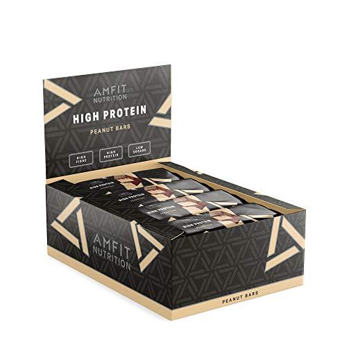 Science in Sport SiS Barretta Proteica, gusto Cioccolato e Arachidi, Confezione da 20 x 55g
