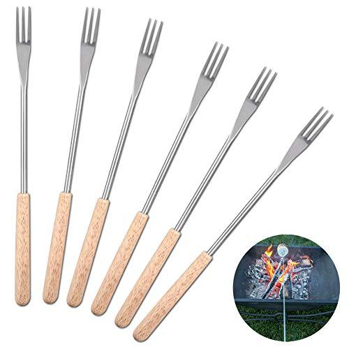 Navaris Artigli Carne Barbecue Professionali – Set 2X Forcella in Plastica per Pulled Pork Carni Arrosto e Grill – Forcelle BBQ – Meat Claws – Nero