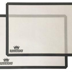 4pz Foglio di Mica Universale Guida d'Onda per Microonde Forno a Microonde Piastre 13 * 13cm