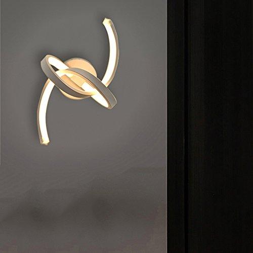 Reality Leuchten Reality R8811-07 Hilton Faretto, 1xG9, 28 W Alogena, Nichel Opaco/Bianco, 9×11.5×15 cm G9