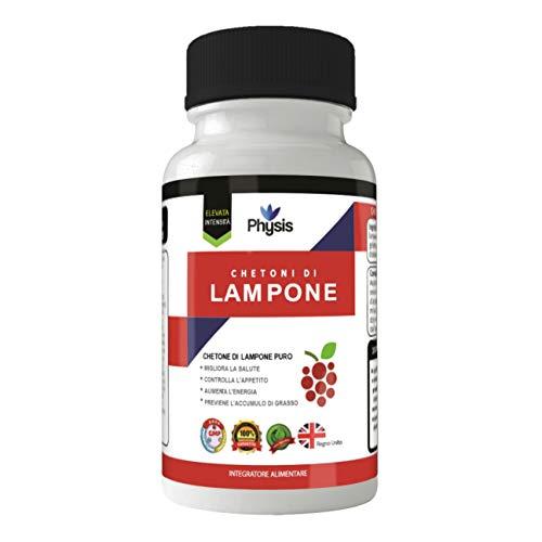 Chetoni di lampone 3000 mg – 120 Capsule – Adatto ai vegani – 4 mesi di trattamento – SimplySupplements