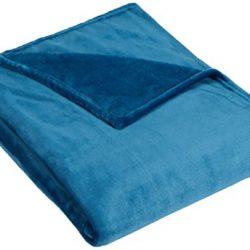 Bedsure Sherpa Fleece Coperta Peluche Coperta Sfocata Morbido Coperta Microfibra