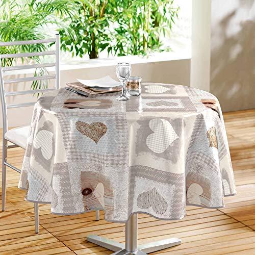 Tovaglia in tela cerata, lavabile, Industry Style