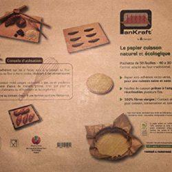 Rummershof Tappetino da Forno in Silicone (2 Pezzi, 30×40 cm) – Foglio da Forno – Carta da Forno Riutilizzabile