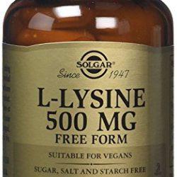 L-Lisina 500 mg x 90 Capsule