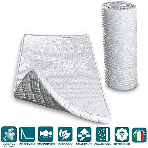 KE & LE Dormire Mat Tatami Bed Ground, Anallergico Trapuntato Confortevole Futon Materassino Giapponese Rotolo di Letto