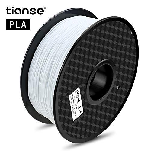 SUNLU 3D Printer Filament PLA, 1.75mm PLA WOOD Filament, 3D Printing Filament Low Odor, Dimensional Accuracy +/- 0.02 mm, 2.2 LBS (1KG) Spool, Wood 2