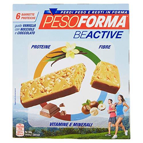 Pesoforma Biscotti al Mirtilllo – Pasto sostitutivo dimagrante – SOLO 236 Kcal –  Ricco in proteine – 8 pasti