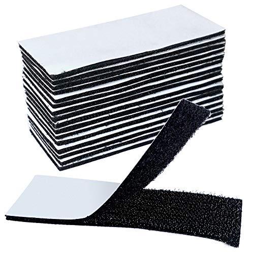 Velcro VEL-EC60265 Nastro Adesivo Multiuso 20 mm x 1m, Colore Bianco 2